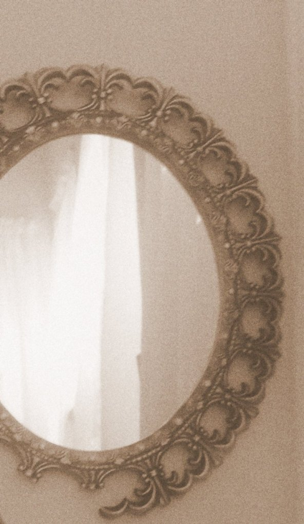 oval mirror 3