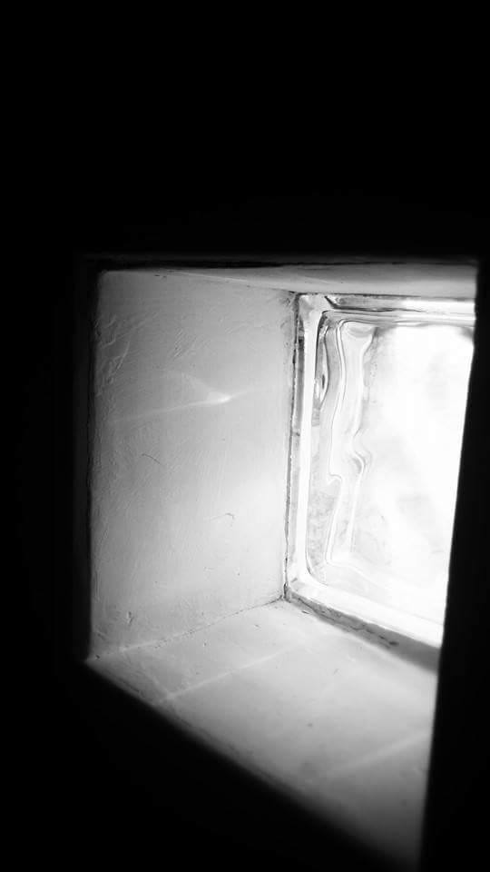 Window, black and white photography (2015)