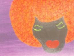 Lillith, acrylic on canvas (2006)